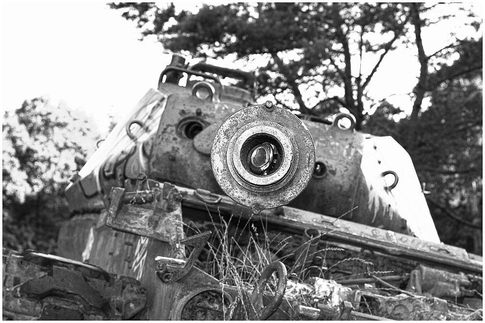 Panzer Brander Wald - Aachen