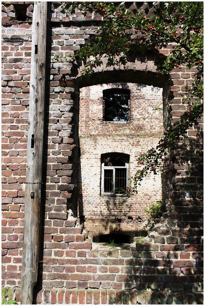 Kleine alte Wassermühle nahe Vaals Grenze - Aachen
