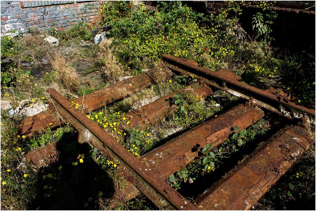 altes Bahnbetriebswerk Aachen West