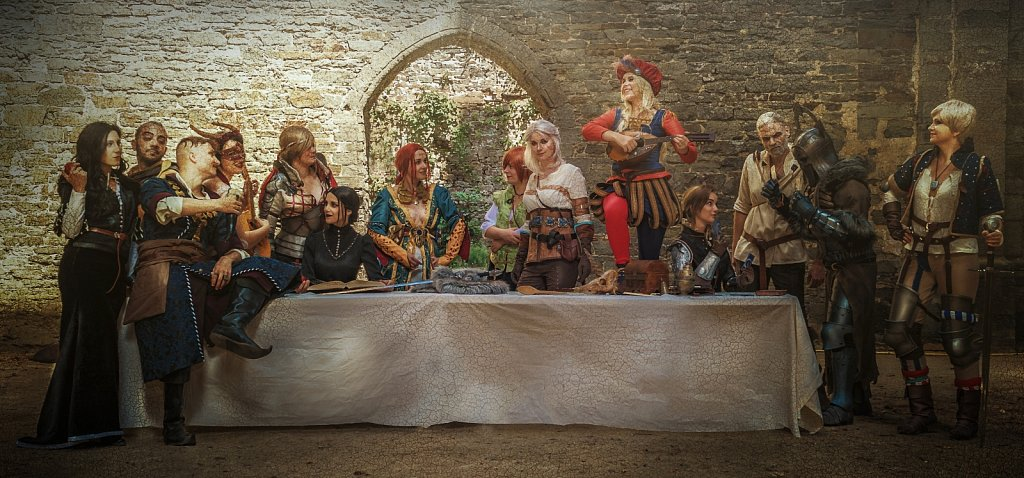 The Witcher - Villers la Ville