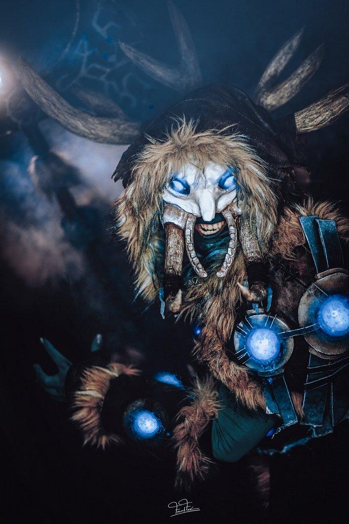 Anonchi - Orc Shaman